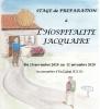 Stage de Préparation à l'Hospitalité Jacquaire