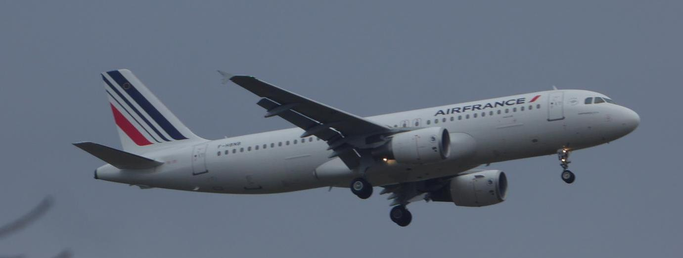 4 Airbus A 320